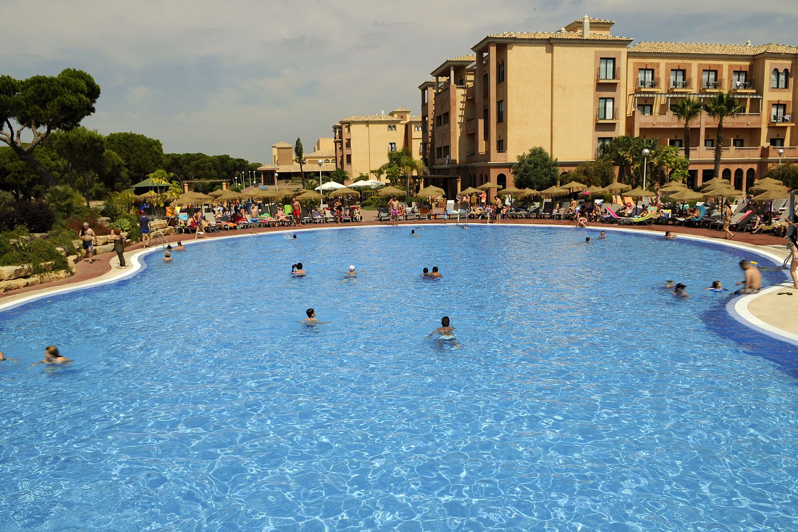 Hôtel Kappa Club Barcelo Andalucia 4* - 1