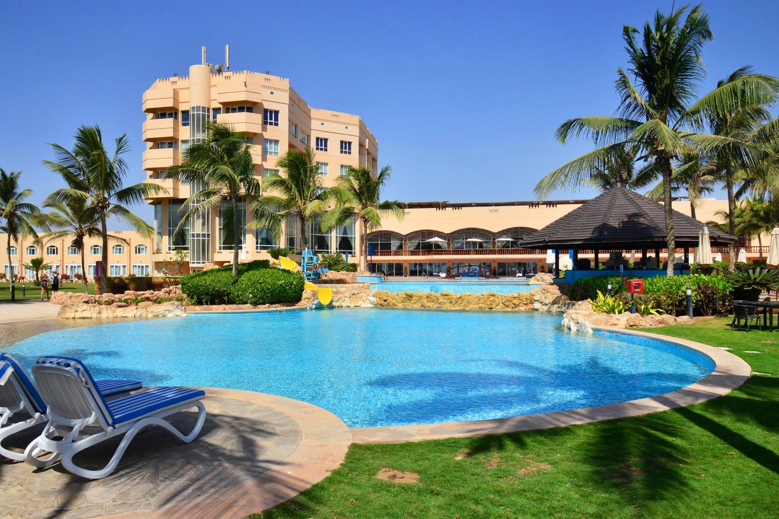 Hôtel Crowne Plaza Resort Salalah 5* - 1