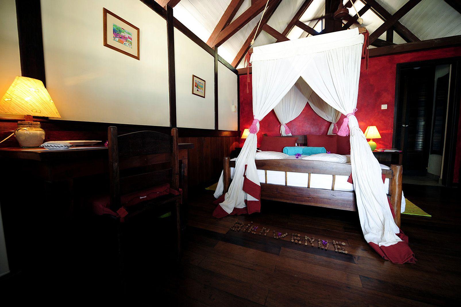 Hôtel Constance Tsarabanjina Madagascar 4* - 1