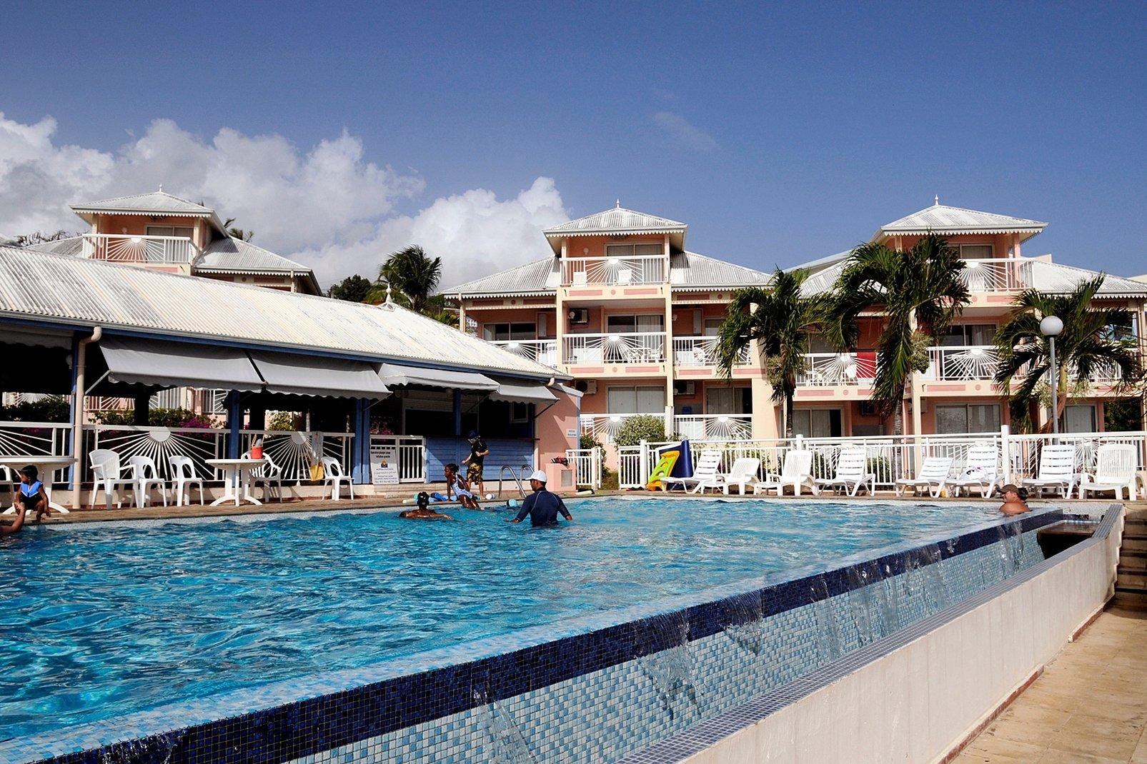 Résidence Hotelière Diamant Beach 2* - 1