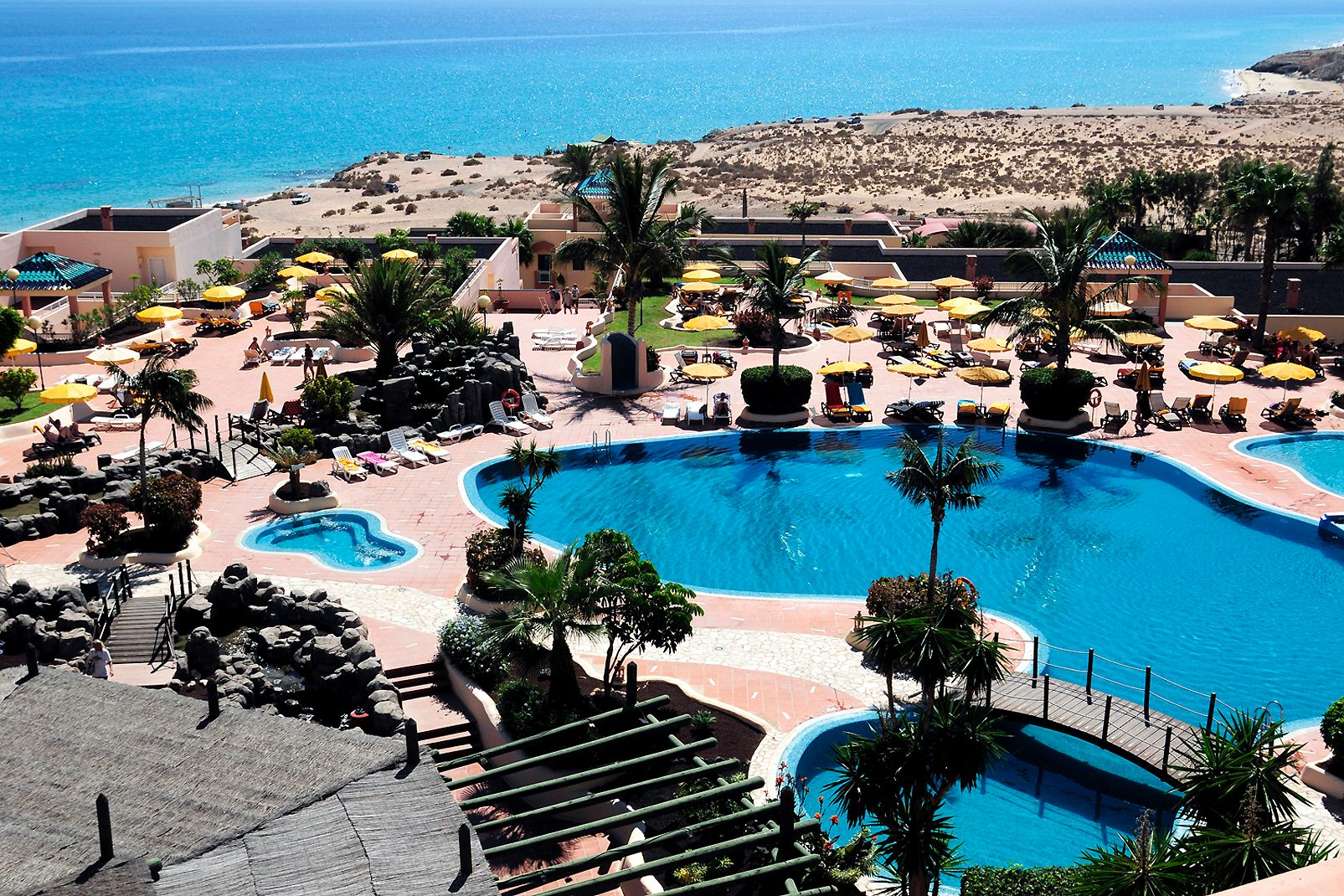 Hôtel H10 Sentido Playa Esmeralda 4* - 1
