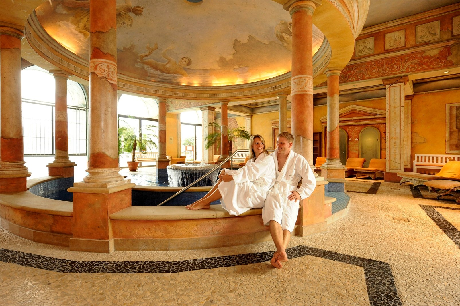 Europa-Park - Hôtel Colosseo 4*sup avec accès au parc - 1