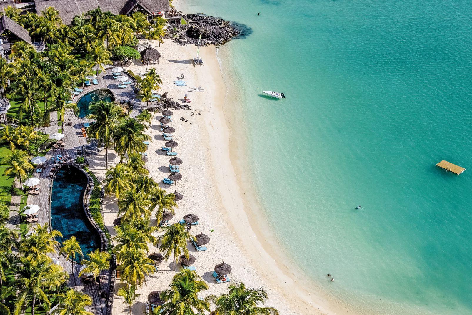 Hôtel Royal Palm Beachcomber Luxury 5* - 1
