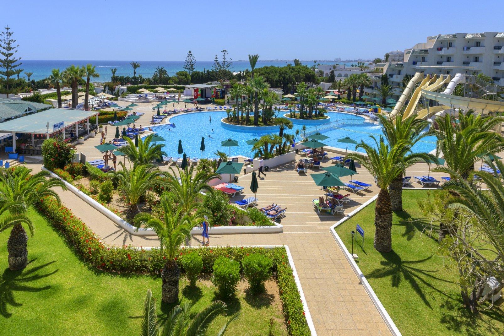 Hôtel Vincci El Mansour - 4* - 1